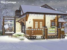 Pralinesims' Tiny Cottage