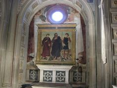 Cappella del cardinale di portogallo 02.1 - Category:Cappella del Cardinale del Portogallo - Wikimedia Commons Wikimedia Commons, Painting, Art, Art Background, Painting Art, Kunst, Paintings, Performing Arts, Painted Canvas