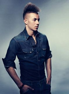 Stephan El Shaarawy. Finally found a good looking Italian-Egyptian. Love it!