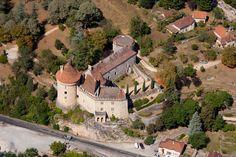 ✈️ Photo aérienne de : Cabrerets - Lot (46)