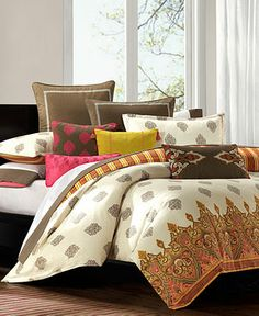 Echo Bedding Raja Comforter Sets Reviews Collections Bed Bath Macy S
