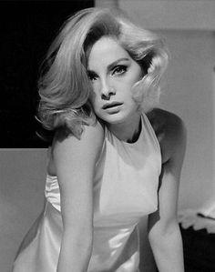 Italian film actress, Virna Lisi (born 1936)