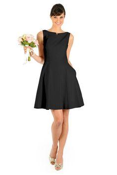 Love this little black dress