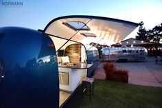 It's been more than 80 years since Airstream founder Wally Byum created his first iconic silver trailer. In the RV world, it's rare to see...