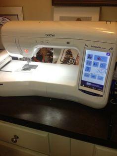 dreammaker embroidery machine