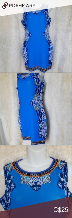 Venus Bodycon Dress Venus Sleeveless Bodycon Dress Size Medium Above Knee Length Approx: Long Armpit to Armpit Flare Polyester/Spandex NWOT Never Worn Bundle 2 or More Items🛍 & Save on Shipping💕 VENUS Dresses Tee Dress, Bodycon Dress, Venus, Petal Sleeve, Beaded Collar, Floral Maxi Dress, Elegant, Fashion Sketches, Floral Prints