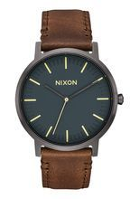 Porter Leather | Men's Watches | Nixon Watches and Premium Accessories