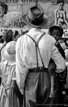 Coney Island 1940s-50s - Harold Feinstein Photographer