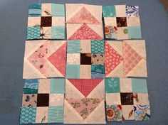 "AlliKat Quilts: Bonnie Hunter's Quiltville Mystery ""On Ringo Lake"" Part 2"