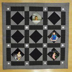 Photo Quilt Class   Nine Block Photo Quilt