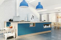 New Designa concept departs from classic modular kitchens | danishfurniture.dk