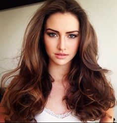 20 Stunning Caramel Hair Color Looks Hairstyles Haircuts, Trendy Hairstyles, Straight Hairstyles, Brunette Hairstyles, Long Haircuts, Layered Hairstyles, Hair Styles 2016, Medium Hair Styles, Long Hair Styles