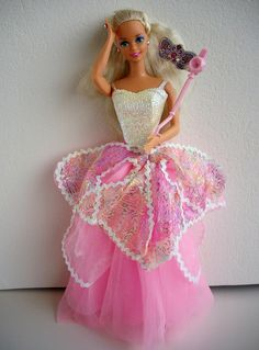 Costume Ball Barbie (1990) Didn't have it, but I remember it.