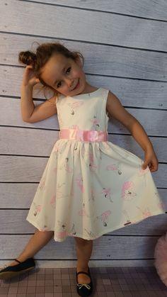 Sukienka baletnica Voga-dziewczynka