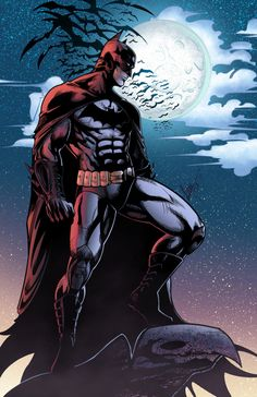 "extraordinarycomics: "" Batman by Caio Marcus. """