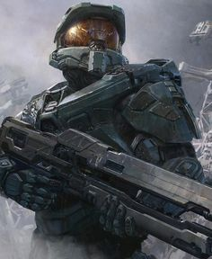 I have wasted my life playing every single halo game. When Halo 1 came out that was when I knew I was a video gamer