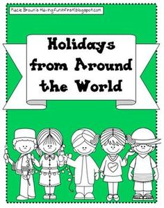 A great holiday pack that isn't overwhelming, but plenty of approaches to cover everything you need for Christmas, Kwanzaa, Diwali, Hanukkah and Las Posadas.
