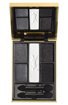 Yves Saint Laurent 'Terriblement Noir' 5-Color Eyeshadow Palette