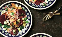 Bright sparks: Yotam Ottolenghi's winter vegetable recipes. Add a welcome splash of colour to winter cooking. Ottolenghi Recipes, Yotam Ottolenghi, Delicious Vegan Recipes, Vegetarian Recipes, Healthy Recipes, Healthy Snacks, Sprout Recipes, Vegetable Recipes, Veggie Delight