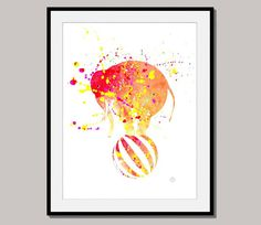 ACROBAT giclee print poster mixed media wall decor by interiorart, $17.00