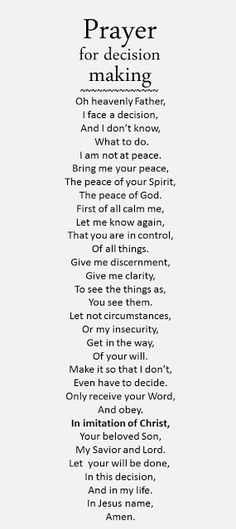 IMMANUEL GOD WITH US: PRAYER