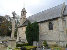 Église St Vigor - Colomby