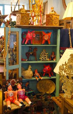 images of mexican decor | assortment of accent pieces for the traditional mexican decor mirrors ...