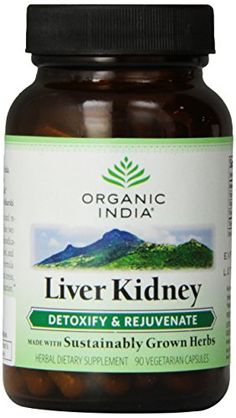 Organic India Liver Kidney 90 V-Caps * To view further for this item, visit the image link.