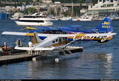 N1018F Kenmore Air De Havilland Canada DHC-2 Beaver photographed at Seattle Kenmore Air Harbor (Lake Union) Seaplane (LKE) by Tomas Milosch