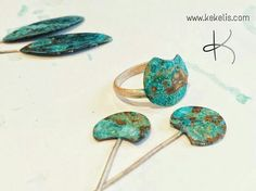 #hechoamano #joyeria #plata #anillo pendientes #latón #brass #earrings #ring #sterlingsilver #handmade #jewelry