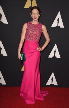 Pin for Later: Die Promis starten in die Awards-Saison Emily Blunt