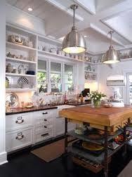 Naples, Florida - traditional - kitchen - denver - Jordan Design Studio, Ltd. New Kitchen, Kitchen Dining, Kitchen Decor, Kitchen Island, Kitchen Ideas, Kitchen Designs, Eclectic Kitchen, Cozy Kitchen, Kitchen White