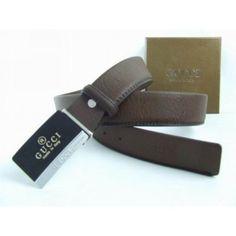 cd496c1d673 Wholesale Cheap Replica Gucci Belts Coffee 244