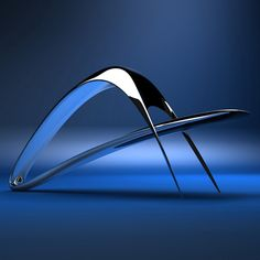 Parastoo Chair [Futuristic Furniture: http://futuristicshop.com/category/futuristic-furniture/]
