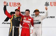 Fórmula 1: Alonso cree pelear siempre por el podio tras ganar en China   Automundo