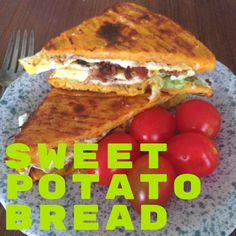 sweet potato bread baby led weaning
