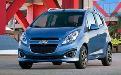2013 Chevy Spark ! The car i plan to get in May ;) ! but it would be AWESOME for christmas ! haha