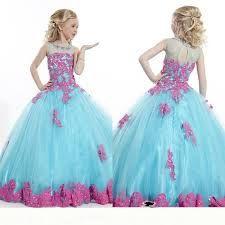 Resultado de imagen para vestidos de niña fiesta