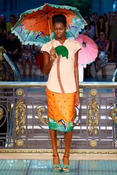 Tsumori Chisato Spring 2012 Ready-to-Wear Collection Slideshow on Style.com