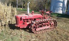 Farmall H Trac Trac tractor