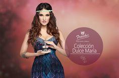 Conoce los detalles de la colección de fragancias de Dulce María. Strapless Dress, Dresses, Fashion, Fragrance, Sweets, Strapless Gown, Vestidos, Moda, Fasion