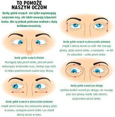 Gimnastyka oczu