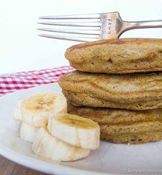 Fluffy Buckwheat Pancakes // Katy's Kitchen