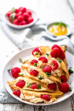 Soft and easy Low Carb Crepes with almond flour will let you achieve the thinnest Crepes possible. Perfect idea for Breakfast Dinner or as Dessert. Simple to make Gluten-Free Grain-Free Keto perfect for Diabetics Flourless Keto Crepes are here for all. Low Carb Appetizers, Low Carb Desserts, Healthy Desserts, Low Carb Recipes, Snack Recipes, Dessert Recipes, Paleo Recipes, Sweet Recipes, Easy Recipes