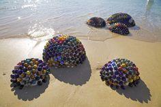 escultura con material reciclado - Buscar con Google