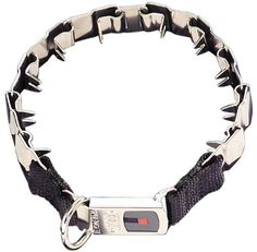 Special Offers - Herm Sprenger NECK-TECH Prong Training Collar 24 - In stock & Free Shipping. You can save more money! Check It (August 28 2016 at 07:06AM) >> http://dogcollarusa.net/herm-sprenger-neck-tech-prong-training-collar-24/