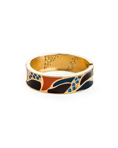 The Mural Bangle by JewelMint.com