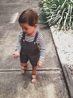 LINEN SUNSUIT | probably the best outfit ever-This is so cute! … Women, Men and Kids Outfit Ideas on our website at 7ootd.com #ootd #7ootd