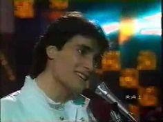 Stefano Sani -Lisa  (Serata Finale Festival di Sanremo 1982)
