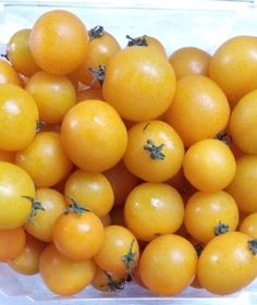 cà chua bi vàng Vegetables, Food, Veggies, Essen, Veggie Food, Vegetable Recipes, Yemek, Eten, Meals